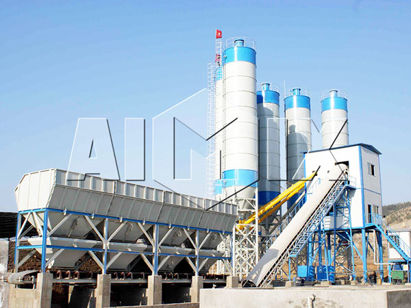 Aimix Group Ready Mix Concrete Plant