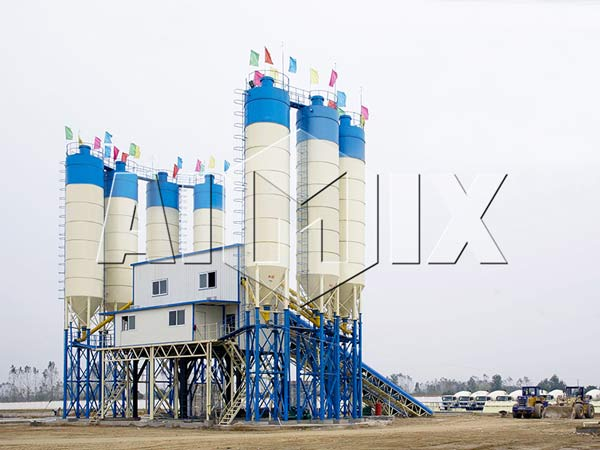 Concrete Batching Plant Manufacturers