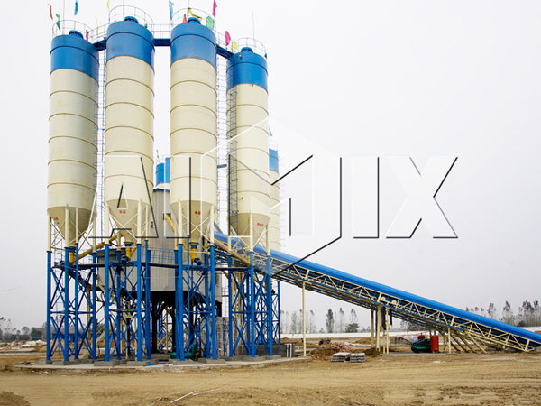 How Much Does a Concrete Batch Plant Cost Picture two
