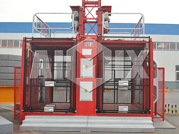 AIMIX Construction Lift