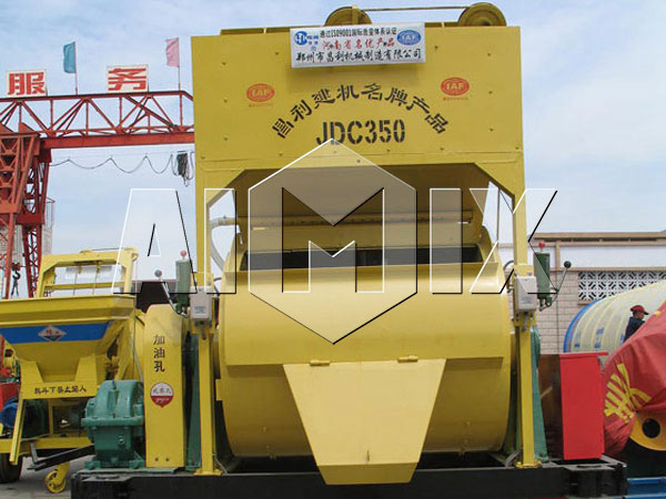 AIMIX Single Shaft Concrete Mixer for Sale