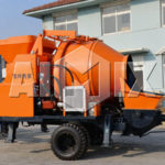 Classification of Common Concrete Pumps