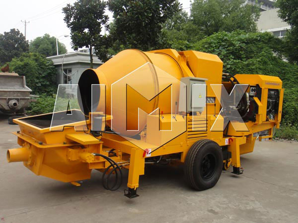 Aimix Group Concrete Mixer Pump
