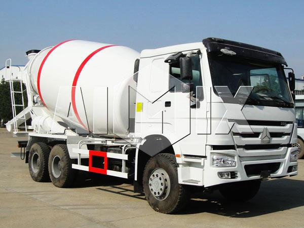 Aimix Group Concrete Mixer Truck