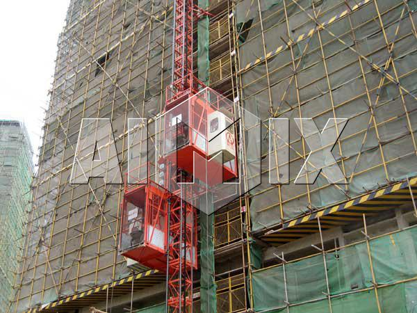 Aimix Group Construction Lift