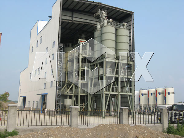 Aimix Group Dry Mortar Plant for Sale
