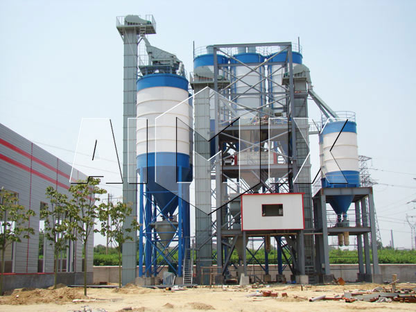 Aimix Group Dry Mortar Plant