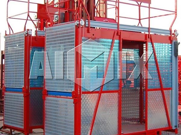 Construction Lift Picture