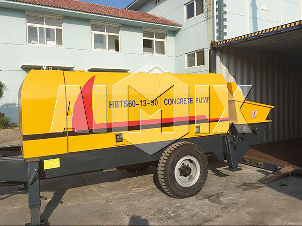 Diesel Concrete Pump 60