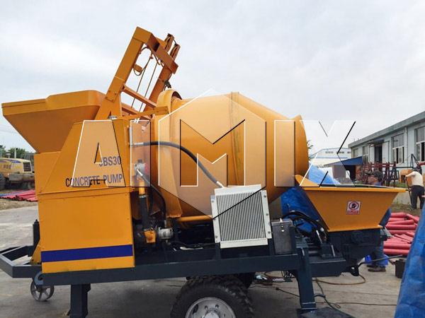 JBS30 Electric Concrete Mixer Pump
