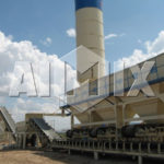 Stabilized Soil Mixing Plant-WCB Stationary Type & YWCB Mobile Type