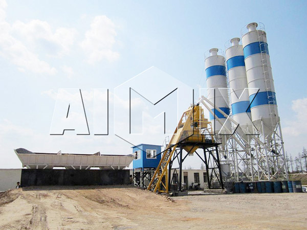 the Accuracy of Weighing System of Concrete Batching Plant
