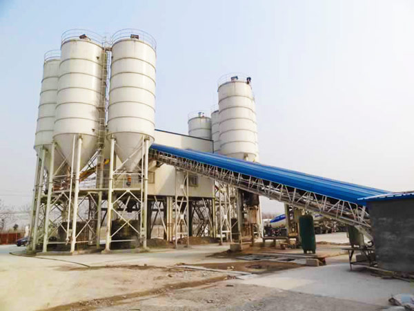 Welded Type Cement Silos