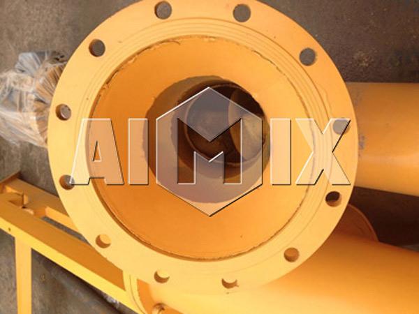 Transportador de parafuso da AIMIX GROUP