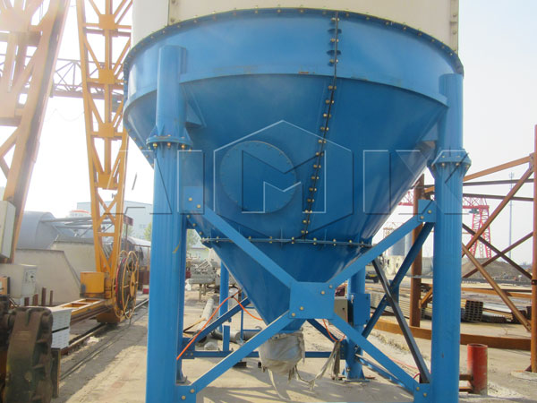 China Cement Silo for Sale of All Capacities from Aimix