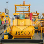 Features and Advantages of JS Series Concrete Mixer