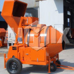 Our Diesel Concrete Mixer is Really Useful in Various Concrete Construction Projects