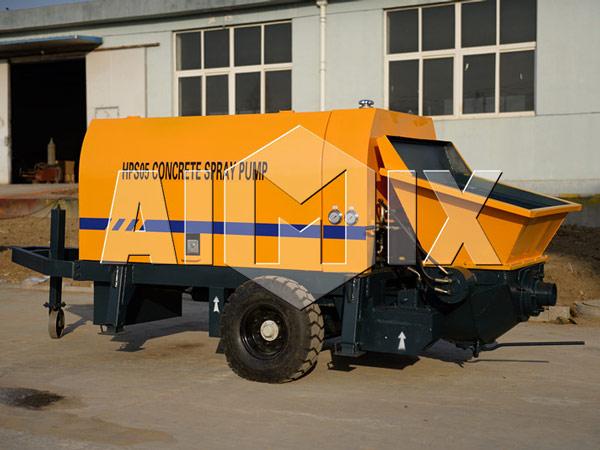 HPS05 AIMIX Cement Mortar Pump