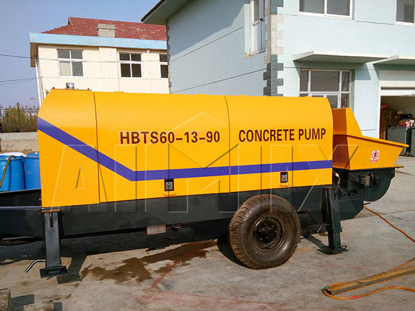<strong>HBTS60 concrete pump small</strong>