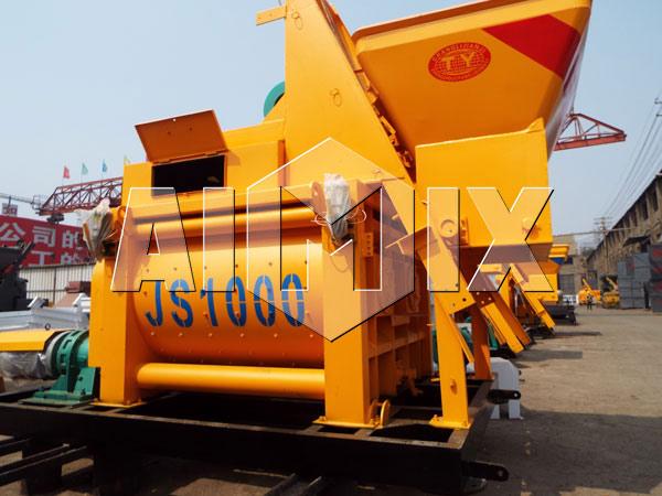 JS1000 Large Concrete Mixers for Sale