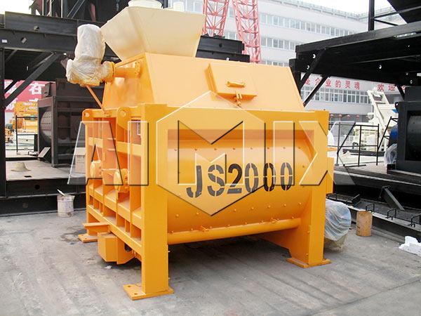 JS2000 Large Concrete Mixers for Sale