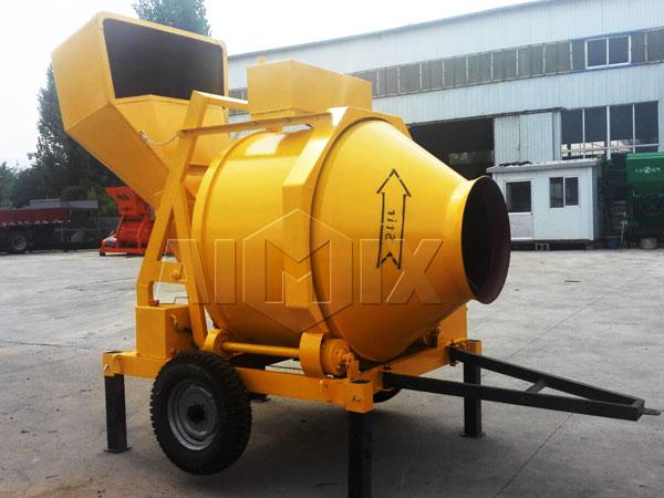 JZR hydraulic type