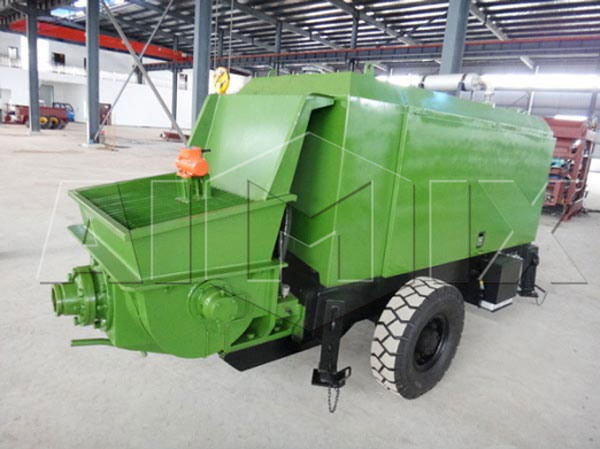 HBT20 concrete pump