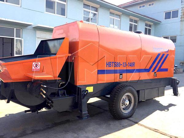 AIMIX HBTS80 Diesel Concrete Pumps for sale