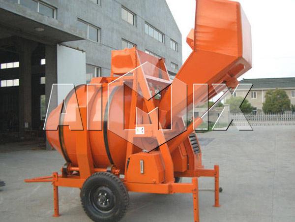AIMIX Hydraulic Concrete Mixer