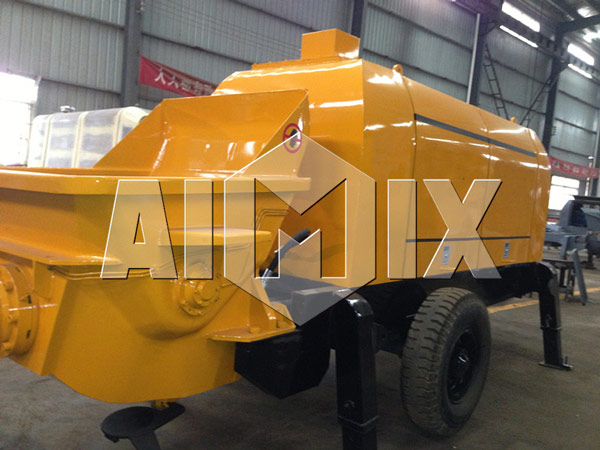 AIMIX Hydraulic Concrete Pump for Sale