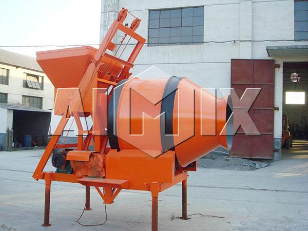 AIMIX JZM500 Large Portable Concrete Mixer