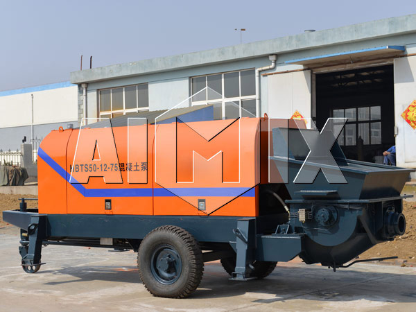 AIMIX Mini Electric Concrete Pump