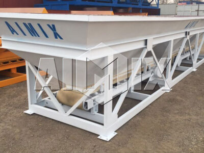 Concrete Batching Machine Is Exported to France