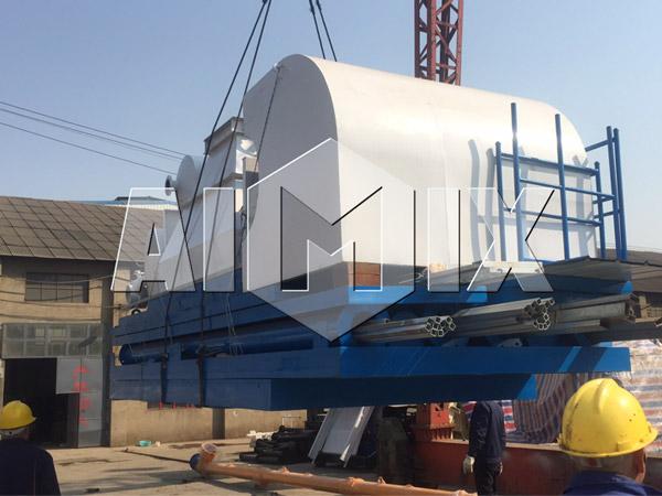 HZS60 Concrete Batching Plant for Sale