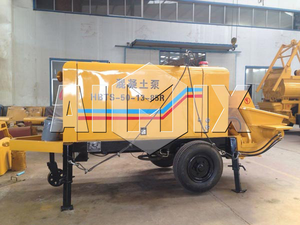 Hydraulic Concrete Pump of Aimix Group