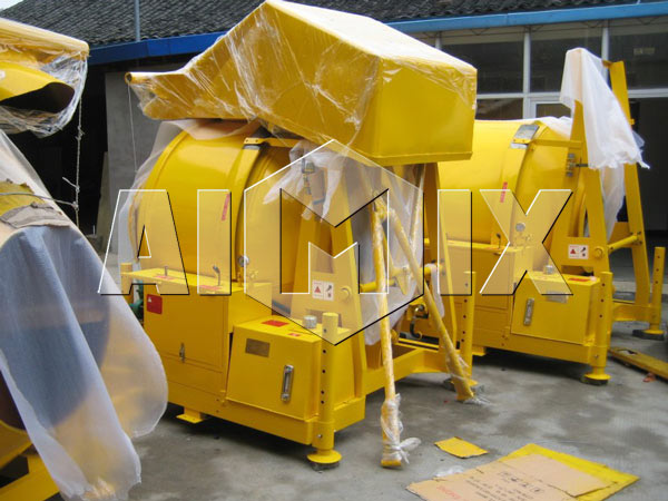 Package of AIMIX Hydraulic Concrete Mixer