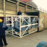 AIMIX HZS60 Concrete Batching Plant Was Successfully Exported to Sri Lanka