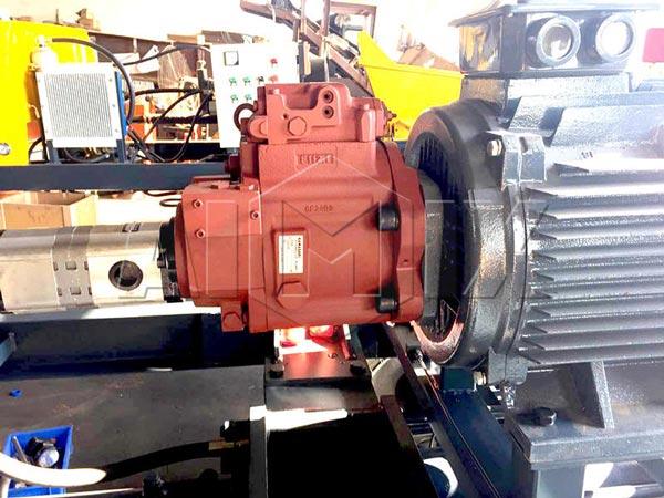 Diesel Engine of AIMIX HBTS80 Diesel Concrete Pump