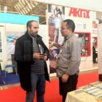 We AIMIX Participated in The Tunisian Exhibition and Had A Good Communication With Our Old Users