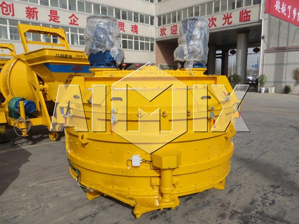 AIMIX Planetary Concrete Mixer