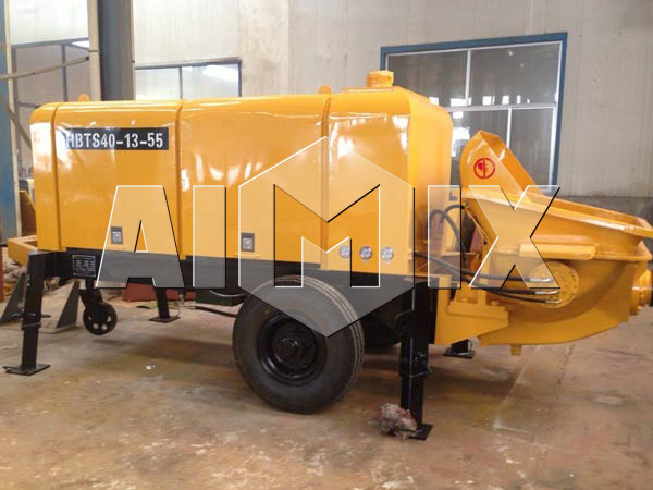 AIMIX Ready Mix Concrete Pump