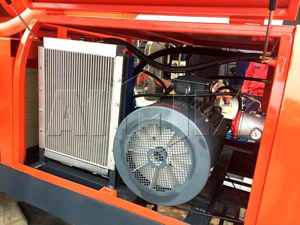 ABJS40D-JS750 concrete pump