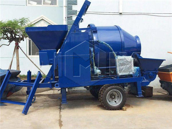 electric mixer pump
