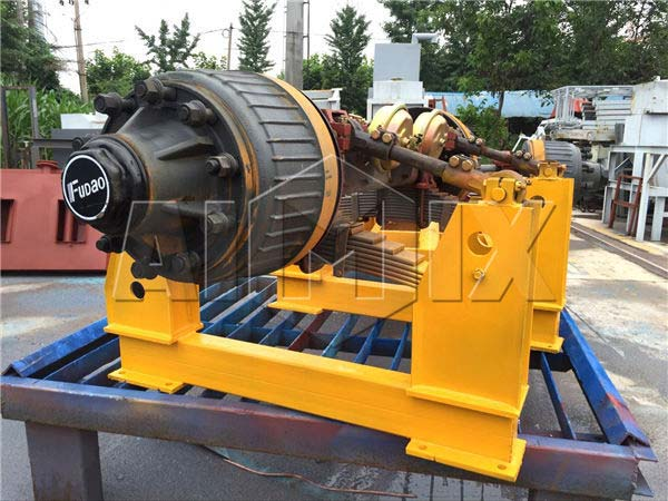 yhzs25 concrete plant