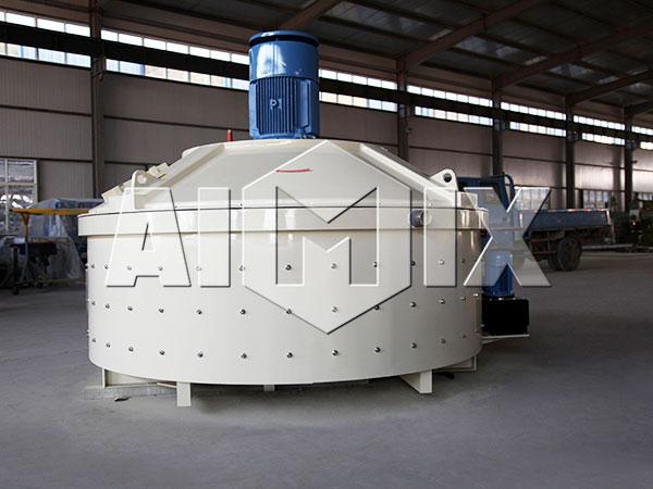 planetary concrete mixer