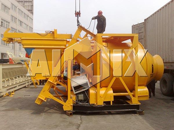 JZM concrete mixer
