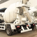 Two Sets Of Concrete Mixer Trucks Was Sent To Algeria