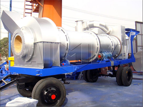 asphalt drum mix plant sale