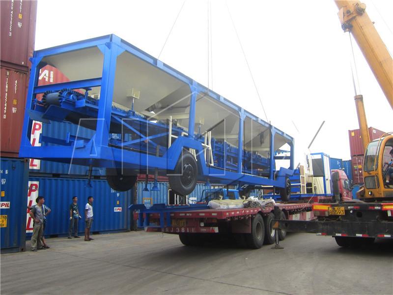 DHB60 drum asphalt batch plant manufacturers Paraguay