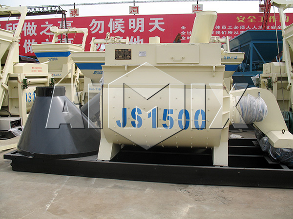 twin shaft mixers for sale